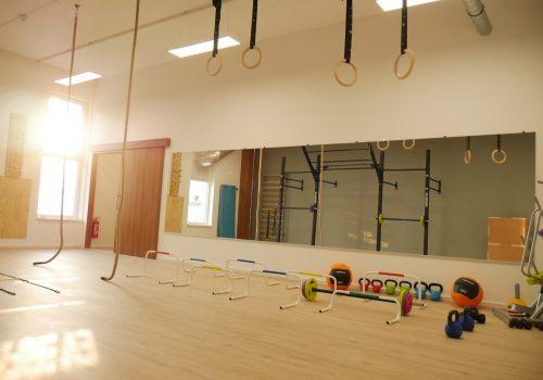 EVERFIT Fitnessstudio CrossBox