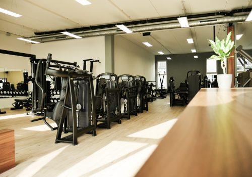 EVERFIT Fitnessstudio für Oberkörper Geräte