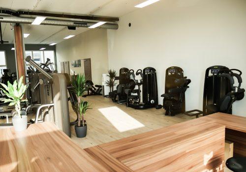 EVERFIT FitnessstudioEVERFIT Fitnessstudio Core Geräte