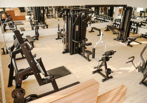 EVERFIT Fitnessstudio Eingang