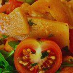 Rotes Thai Curry Mit Hähnchen